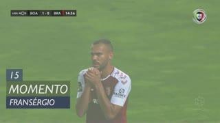 SC Braga, Jogada, Fransérgio aos 15'
