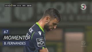 Sporting CP, Jogada, Bruno Fernandes aos 67'