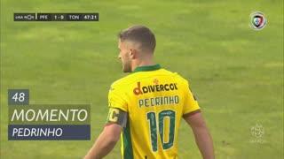 FC P.Ferreira, Jogada, Pedrinho aos 48'