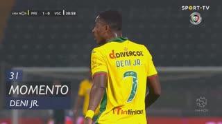 FC P.Ferreira, Jogada, Deni Jr. aos 31'