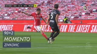 SL Benfica, Jogada, Zivkovic aos 90'+2'