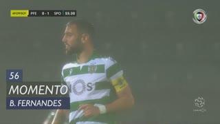 Sporting CP, Jogada, Bruno Fernandes aos 56'