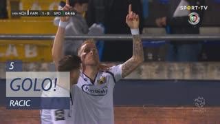 GOLO! FC Famalicão, Racic aos 5', FC Famalicão 1-0 Sporting CP