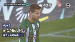 Rio Ave FC, Jogada, Borevkovic aos 90'+9'