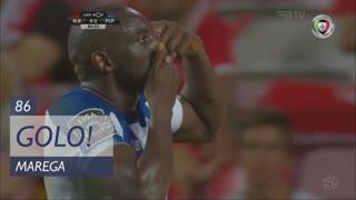 GOLO! FC Porto, Marega aos 86', SL Benfica 0-2 FC Porto