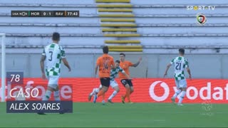 Moreirense FC, Caso, Alex Soares aos 78'