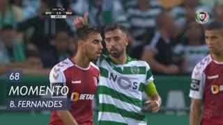 Sporting CP, Jogada, Bruno Fernandes aos 68'
