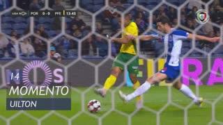 FC P.Ferreira, Jogada, Uilton aos 14'