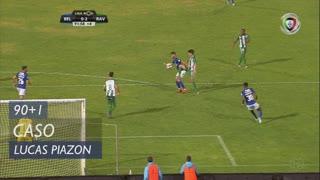 Rio Ave FC, Caso, Lucas Piazon aos 90'+1'