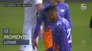 Moreirense FC, Jogada, Luther aos 12'