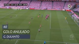 Boavista FC, Golo Anulado, G. Dulanto aos 40'