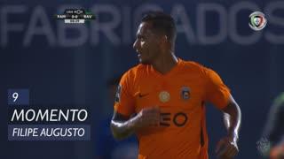 Rio Ave FC, Jogada, Filipe Augusto aos 9'