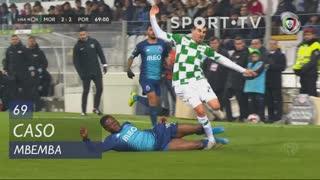 FC Porto, Caso, Mbemba aos 69'