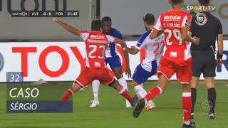 FC Porto, Caso, Sérgio aos 32'