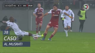 Vitória SC, Caso, Al Musrati aos 38'