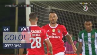 GOLO! SL Benfica, Seferovic aos 64', Rio Ave FC 1-1 SL Benfica
