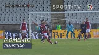 SC Braga, Jogada, Fransérgio aos 26'
