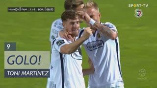 GOLO! FC Famalicão, Toni Martínez aos 9', FC Famalicão 1-0 Boavista FC