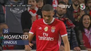 SL Benfica, Jogada, Vinícius aos 35'