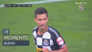 Boavista FC, Jogada, Bueno aos 18'