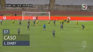 FC P.Ferreira, Caso, L. Diaby aos 57'