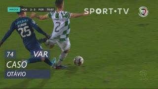 FC Porto, Caso, Otávio aos 74'