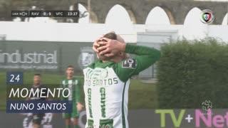 Rio Ave FC, Jogada, Nuno Santos aos 24'