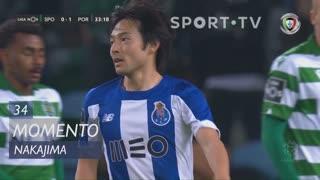 FC Porto, Jogada, Nakajima aos 34'