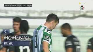 Moreirense FC, Jogada, Rosic aos 5'