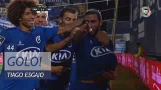 GOLO! Belenenses SAD, Tiago Esgaio aos 44', FC Famalicão 0-1 Belenenses SAD