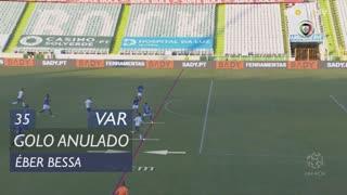 Vitória FC, Golo Anulado, Éber Bessa aos 35'