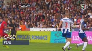 FC Porto, Caso, Pepe aos 42'