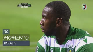 Sporting CP, Jogada, Bolasie aos 30'