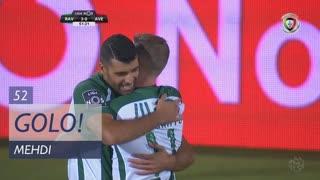 GOLO! Rio Ave FC, Mehdi aos 52', Rio Ave FC 3-0 CD Aves