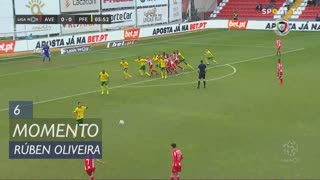 CD Aves, Jogada, Rúben Oliveira aos 6'