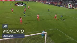 Sporting CP, Jogada, Bolasie aos 58'