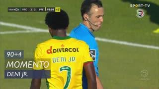 FC P.Ferreira, Jogada, Deni Jr. aos 90'+4'