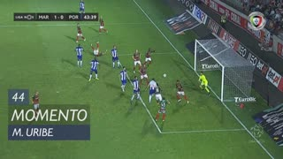 FC Porto, Jogada, Uribe aos 44'