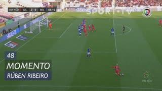Gil Vicente FC, Jogada, Rúben Ribeiro aos 48'