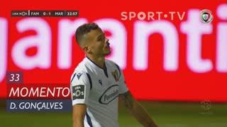 FC Famalicão, Jogada, Diogo Gonçalves aos 33'