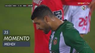 Rio Ave FC, Jogada, Mehdi aos 35'