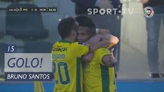 GOLO! FC P.Ferreira, Bruno Santos aos 15', FC P.Ferreira 1-0 Moreirense FC