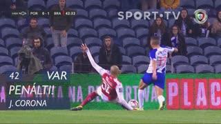 FC Porto, Penálti, J. Corona aos 42'