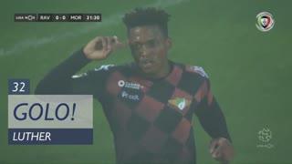 GOLO! Moreirense FC, Luther aos 32', Rio Ave FC 0-1 Moreirense FC