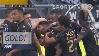 GOLO! Vitória SC, Pêpê aos 52', FC Famalicão 0-4 Vitória SC