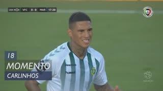 Vitória FC, Jogada, Carlinhos aos 18'