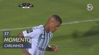 Vitória FC, Jogada, Carlinhos aos 37'