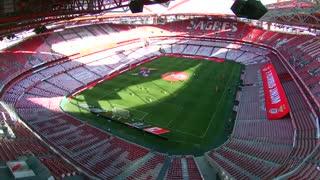 SL Benfica x CD Tondela: Confere aqui a constituição das equipas!