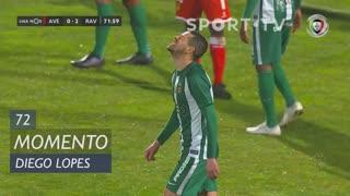 Rio Ave FC, Jogada, Diego Lopes aos 72'