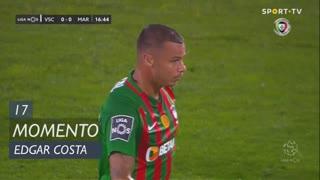 Marítimo M., Jogada, Edgar Costa aos 17'